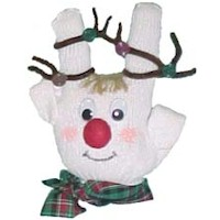 Reindeer Garden Glove Craft
