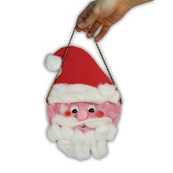 Santa Treat Holder Craft