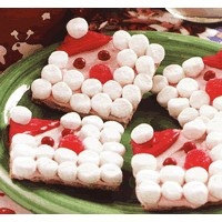 Santa Crackers - Kids Crafts