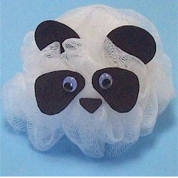 Scrubby Panda - Kids Crafts