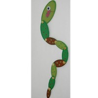 Friendly Snake - Kids Crafts