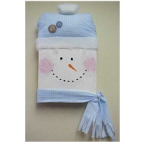 Snowman Wall Hanging - Kids Crafts