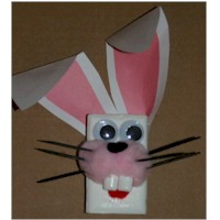 Ivory Soap Easter Bunny - Kids Crafts