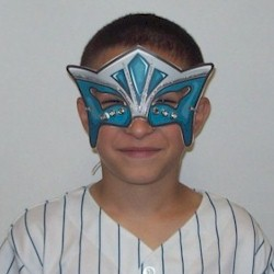 Super Hero Mask - Kids Crafts