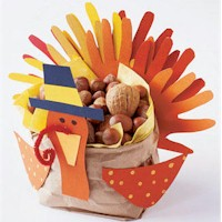 Thanksgiving Centerpiece Craft