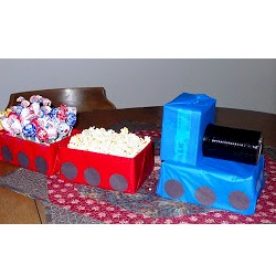Thomas Snack Train - Kids Crafts