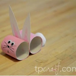 TP Bunny - Kids Crafts