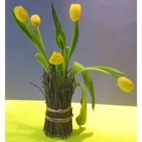 Twig Vase - Kids Crafts