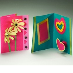 Sweet Valentine Card - Kids Crafts
