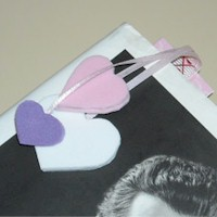 Valentine Bookmark - Kids Crafts