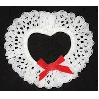 Valentine Napkin Rings Craft