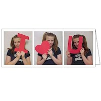 Valentine Photo Card - Kids Crafts
