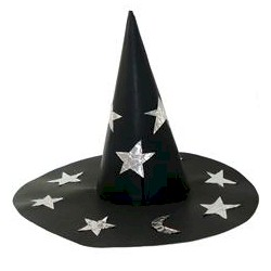 Witches Hat - Kids Crafts