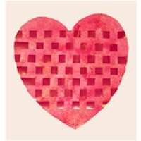Woven Valentine Heart - Kids Crafts