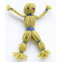 Yarn Doll Craft
