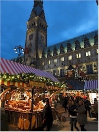 Image of Celebrating Christmas In Germany