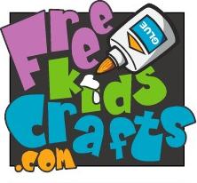 Free Kids Crafts Logo