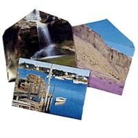 Image of Make Recycled Calendar Envelopes