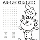 3 word puzzles for young children to play. and learn with.