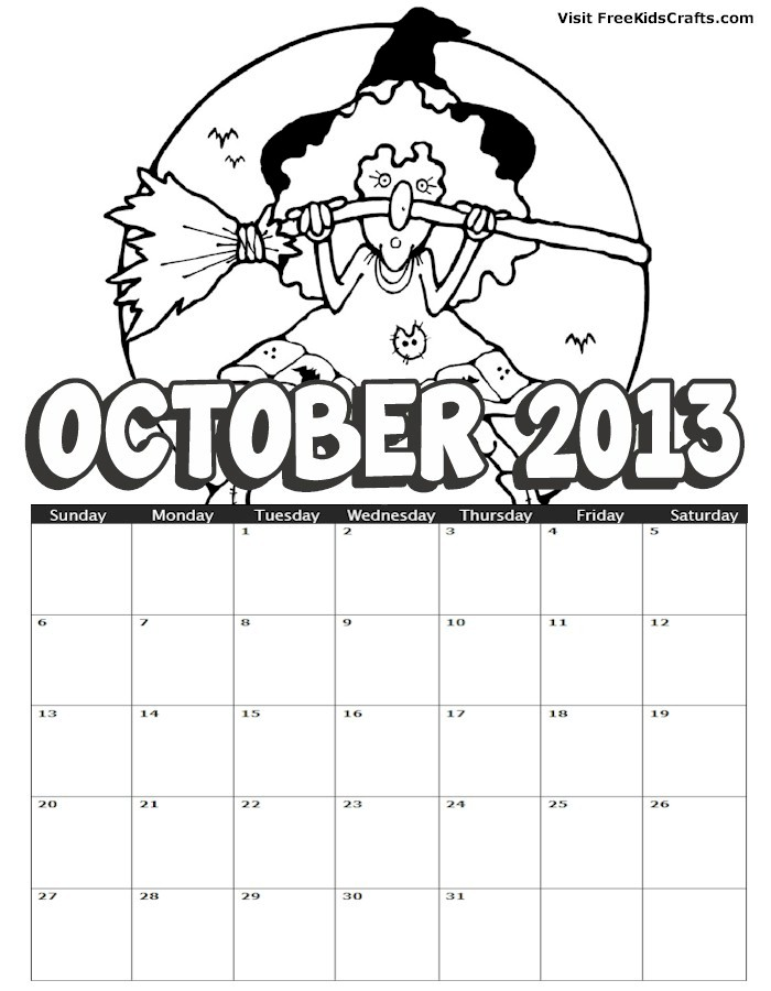 October Coloring Pages Coloring Coloring Pages