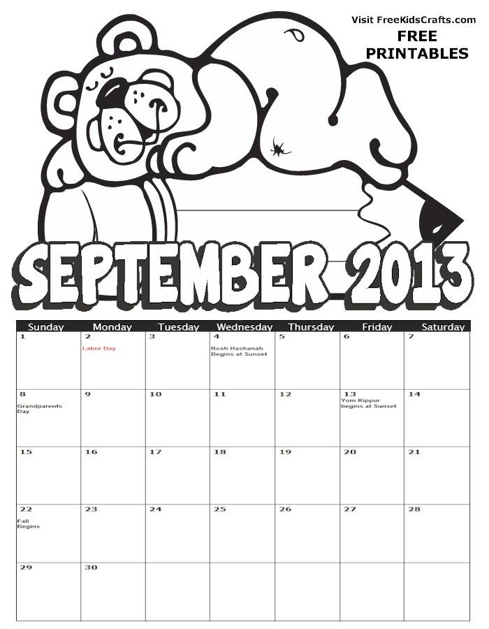2013-september-coloring-calendar