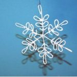 String Art Snowflake