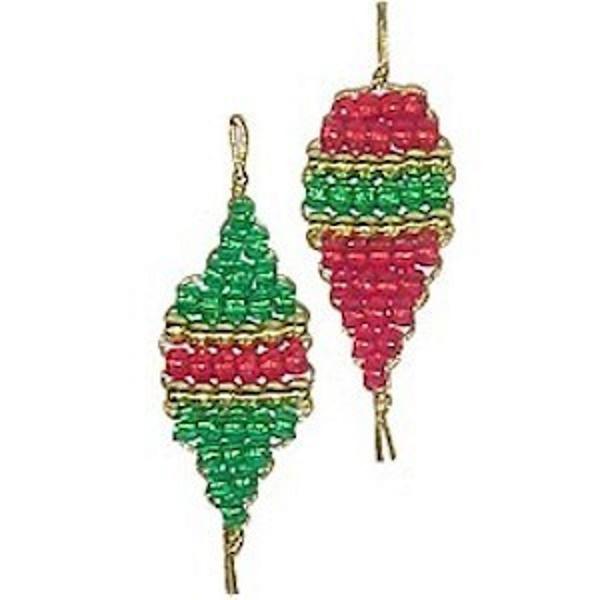Make Beaded Ornaments