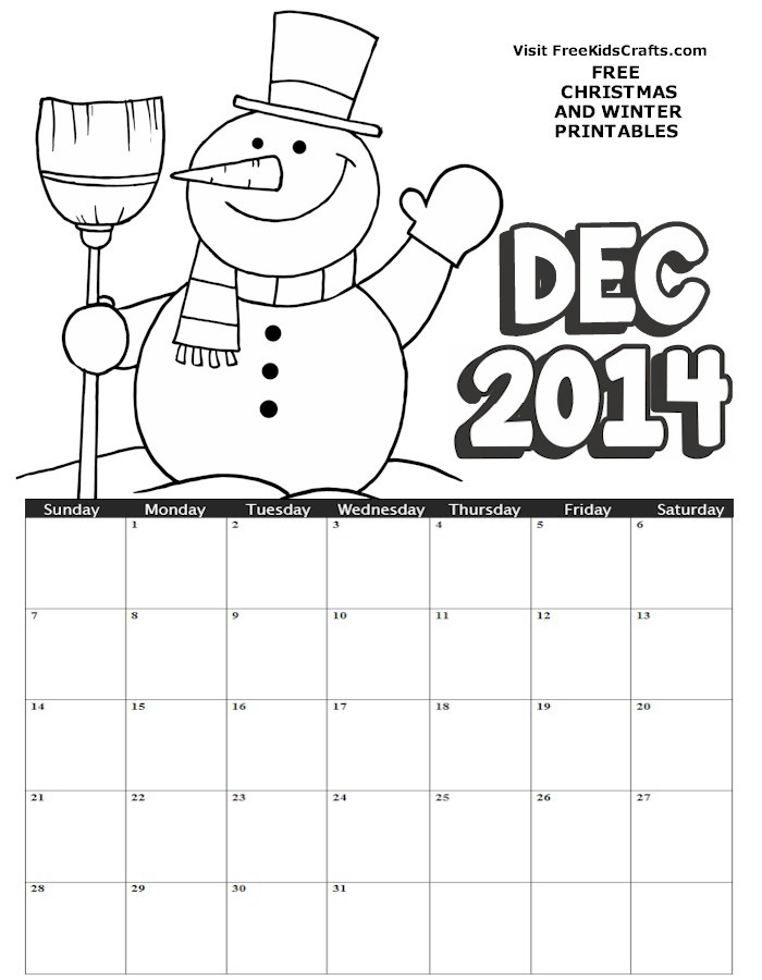 Calendar Preschool Crafts : Calendars