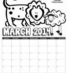 2014-calendar-march