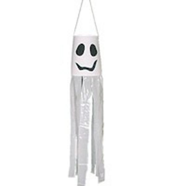 Ghost Windsock Craft