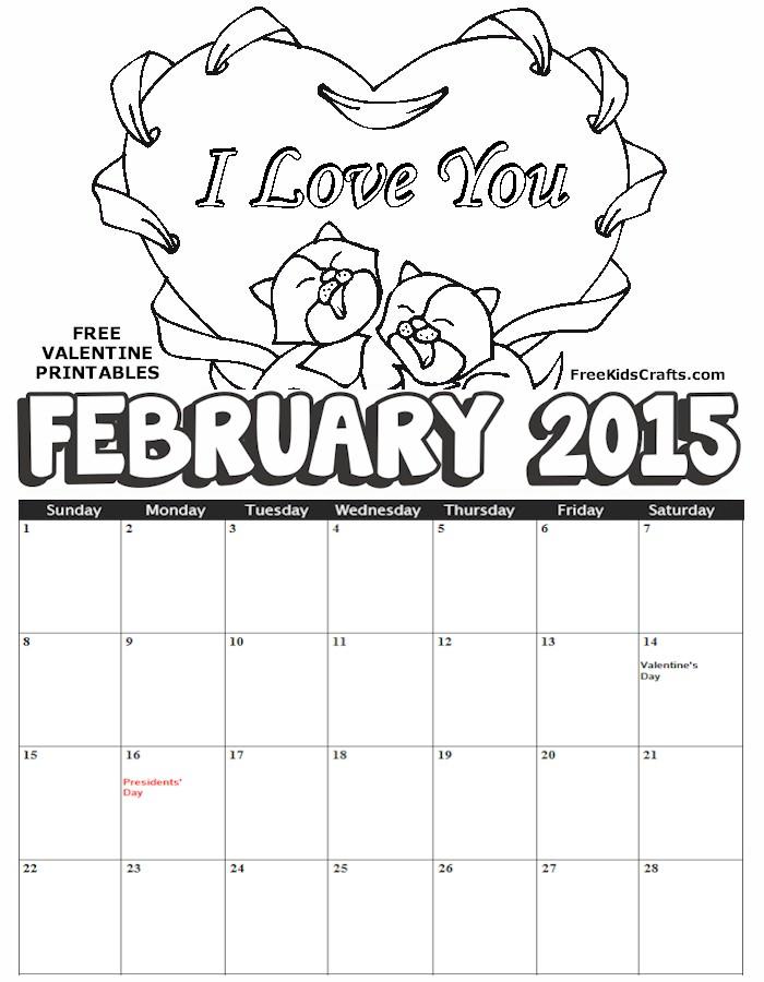 november calendar coloring pages 2015 - photo#20