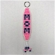 DIY Beaded Keychain Craft for MOM