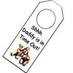 Fathers Day Door Hanger
