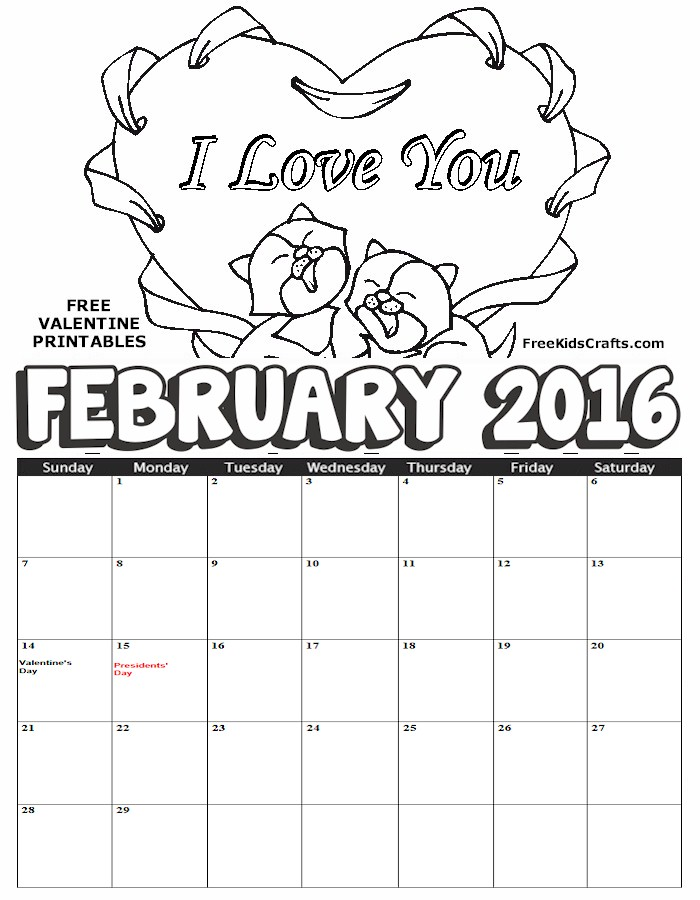Coloring pages for Calendar coloring page