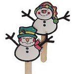 Snowman Puppets