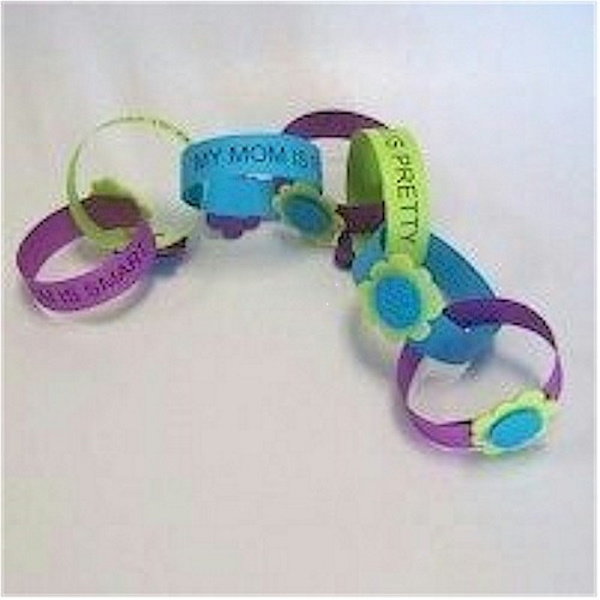 Mothers Paper Chain Craft