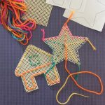 Plastic Canvas Lacing Patterns for Beginners