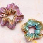 Easy Scrunchie for Beginning Sewers