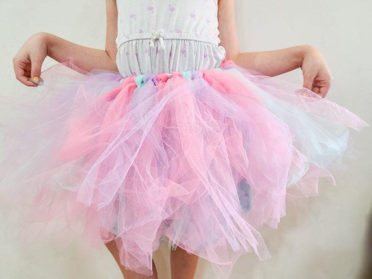 DIY Unicorn Skirt