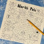 North Pole Crossword Puzzle