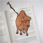 Ox Bookmark