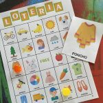 Printable Loteria Bingo (Spanish Version)