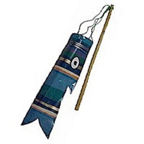 Easy Japanese Carp Kite Craft