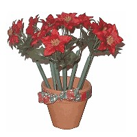 Image of Flower Pot Pens