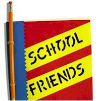 Easy School Friends Book