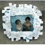 Image of Recycled Puzzle Bubble Frame