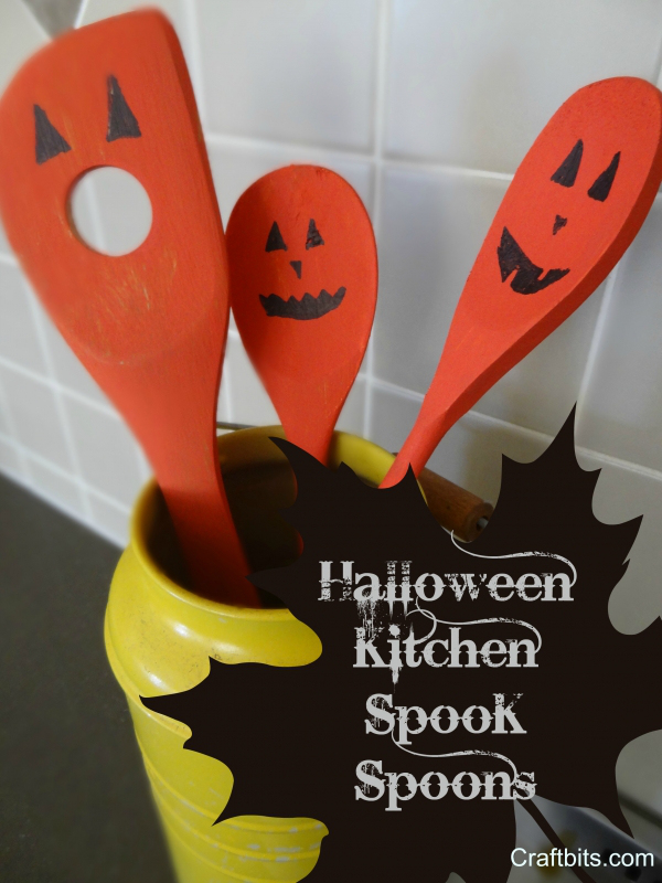 Image of Halloween Spook Spoons