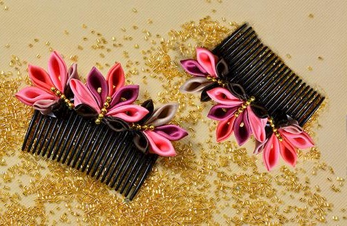 Image of Easy Beaded Hair Clip