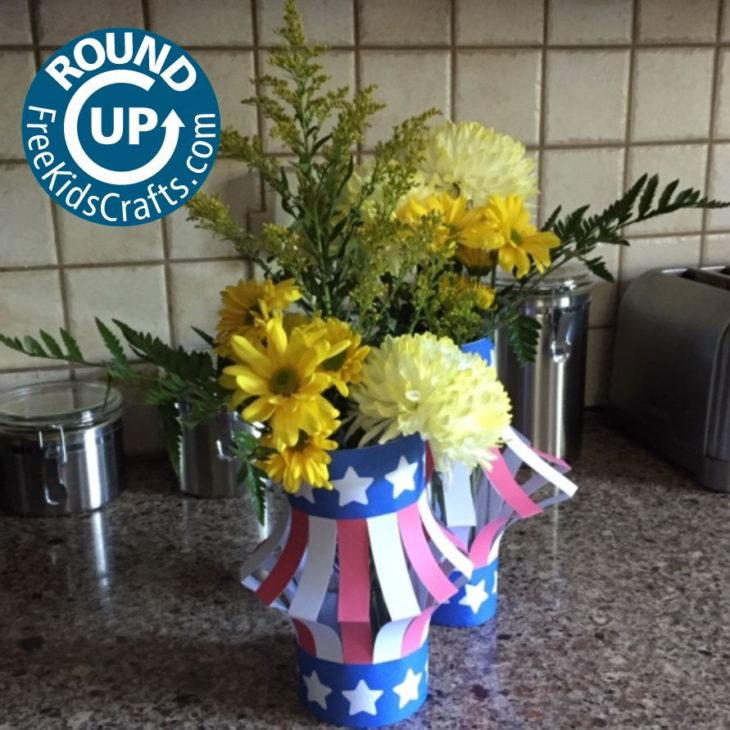 Patriotic Crafts Roundup