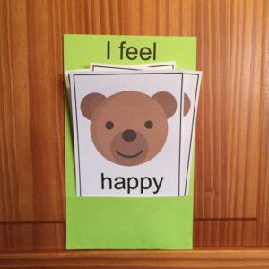 Emotional Activity for Preschoolers